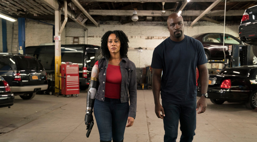 Luke Cage Season 2 Trailer #1 (2018-Netflix) *Hero Is Your Word, Not Mine.*