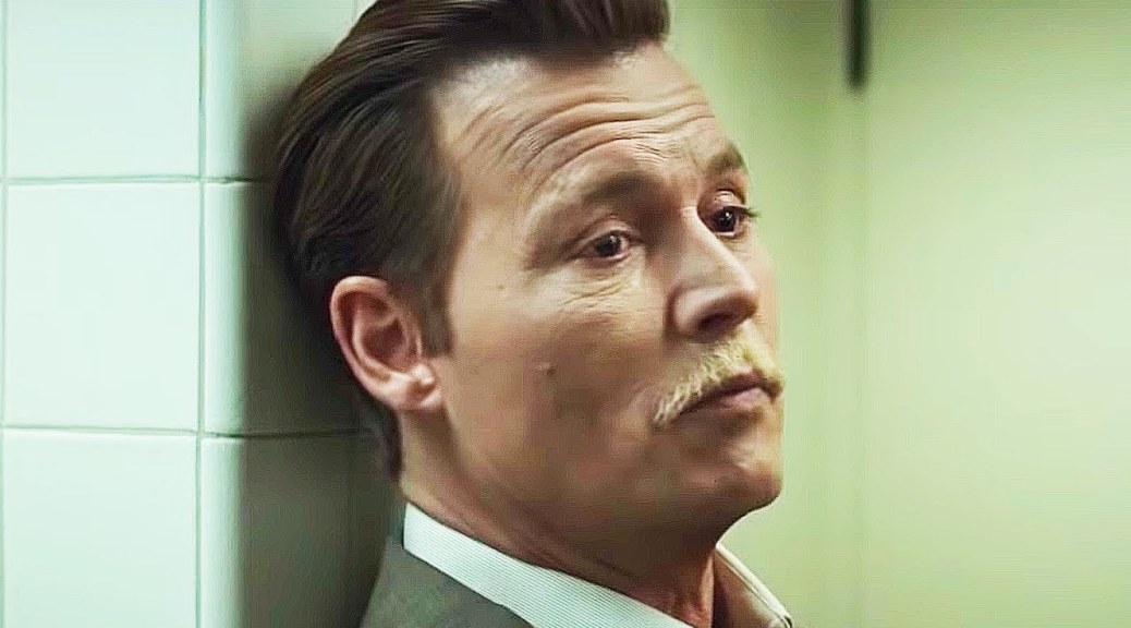Johnny Depp in City of Lies