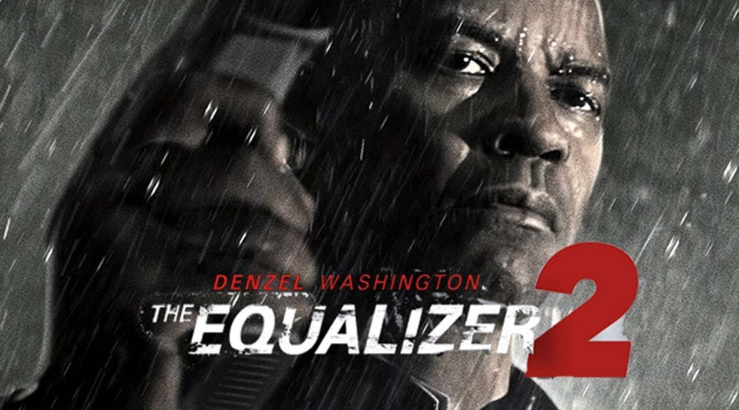 Denzel Washington in The Equalizer 2