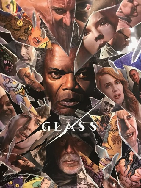 Glass SDCC Poster